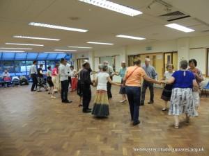 A Typical Plus session at Gadebridge Community Centre