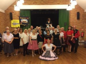 Cuffley Square Dance October 2016